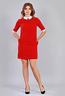 Стильное платье с карманами в боковых швах, фото 1