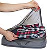 Дорожный органайзер (сумочки в чемодан) 5 шт ORGANIZE (серый), фото 4