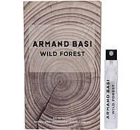 Туалетная вода Wild Forest Armand Basi 1ml (пробник)