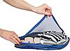 Дорожный органайзер (сумочки в чемодан) 5 шт ORGANIZE (синий), фото 4