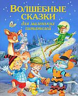 Детская книга Волшебные сказки для маленьких читателей