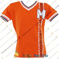 Стильные Турецкие футболки для пацанов Размеры: 92-104-128см (4287-3)