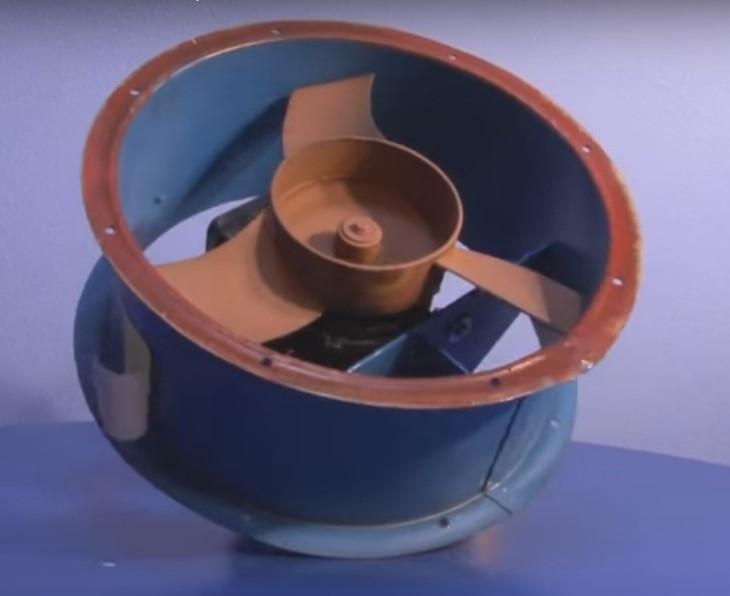 Вентилятор В 06-300 № 5 0.75/1500