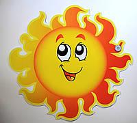 Солнце. Декорация настенная