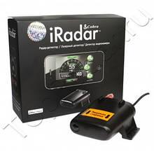 Антирадар Cobra iRadar S155R RU