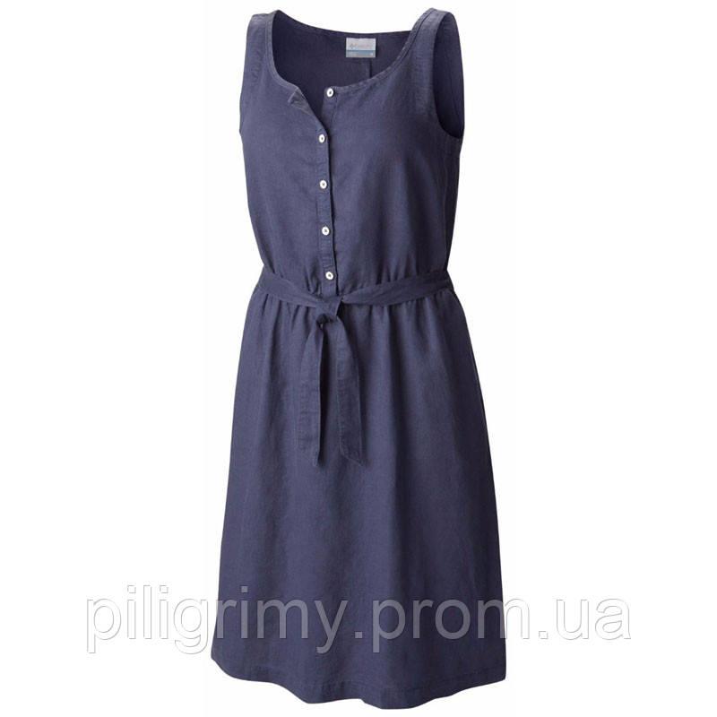 Женское платье Columbia COASTAL ESCAPE™ DRESS синее AL1604 591 -  интернет-магазин