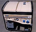 Дизельний однофазний генератор ANTOR AK 8000 MS (7,5 кВт), фото 2