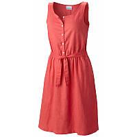 Женское  платье Columbia COASTAL ESCAPE™  DRESS  красное AL1604 683