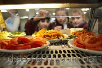 Кухонное оборудование для школьной столовой, а также детского сада