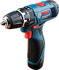 Шуруповерт аккумуляторный Bosch GSB 1080-2-LI 06019F3000