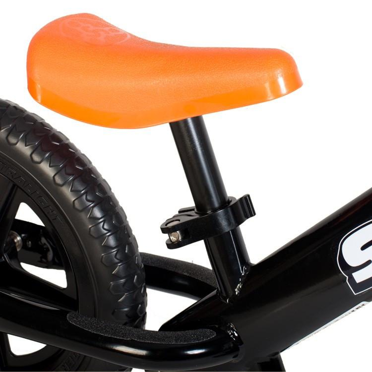 Мини сиденье Strider оранжевое