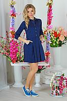 Модное платье 100% котон