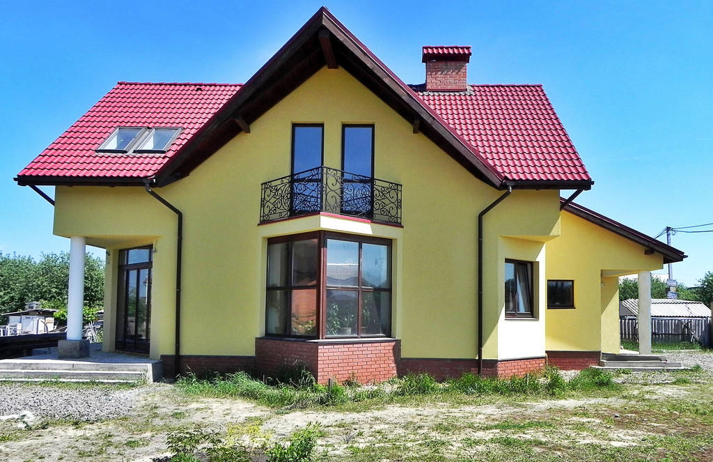 Жилой дом Вышгородцкий р-н. (с. Старые Петровцы)