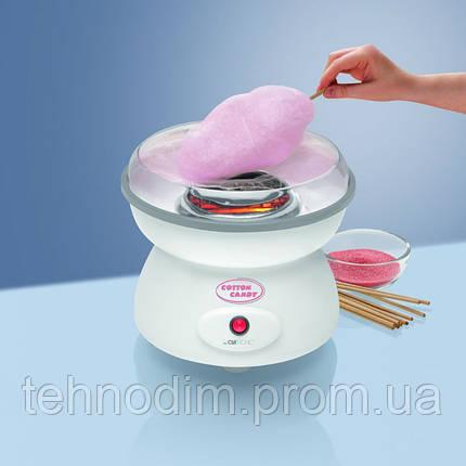 Аппарат для приготовления сахарной ваты Clatronic  ZWM 3478, фото 2