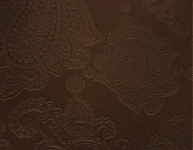 Ткань Карелия коричневый