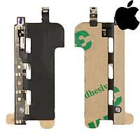 Шлейф для iPhone 4s, антенны, с компонентами, оригинал