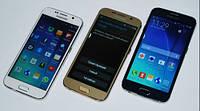 "Samsung Galaxy S6 (1sim) экран 5.0"", 2 ядра, WiFi, Android 4.4.4 камера 5MP - Черный, Белый, Золотой"