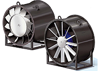 Вентилятор осевой дымоудаления ОС-ДУ-9.0