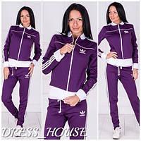 Спортивный костюм Adidas  в расцветках v-020130