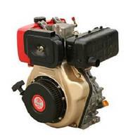 Дизельный двигатель Weima WM178F, 6,0 л.с. (есть вал ШЛИЦЫ, ШПОНКА)