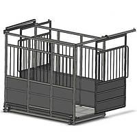 Весы для животных 4BDU600Х-1215-Р-Б Бюджет