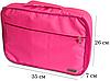 Органайзер для рубашек на 3 шт / для путешествий ORGANIZE (розовый), фото 2