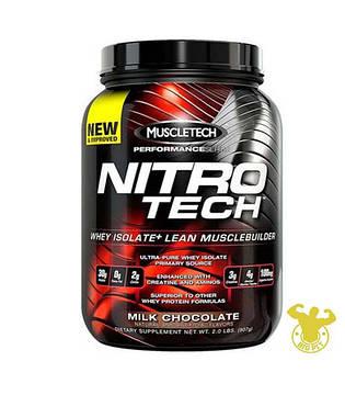 Видео-обзор протеина - NitroTech Muscletech