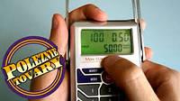 Электронный Весы на 50 кг - кантер (безмен) с детектором валют