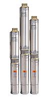 Погружной скважинный (глубинный насос) «Насосы+» БЦП 1,8–90У* + стальной трос подвеса, фото 1