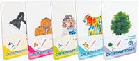 Развивающие карточки по методике Домана-Маниченко,125 карточек, фото 1