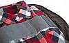 Органайзер для рубашек на 3 шт / для путешествий ORGANIZE (серый), фото 3