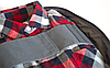 Дорожный органайзер для рубашек и галстуков на 3 шт ORGANIZE (серый), фото 3