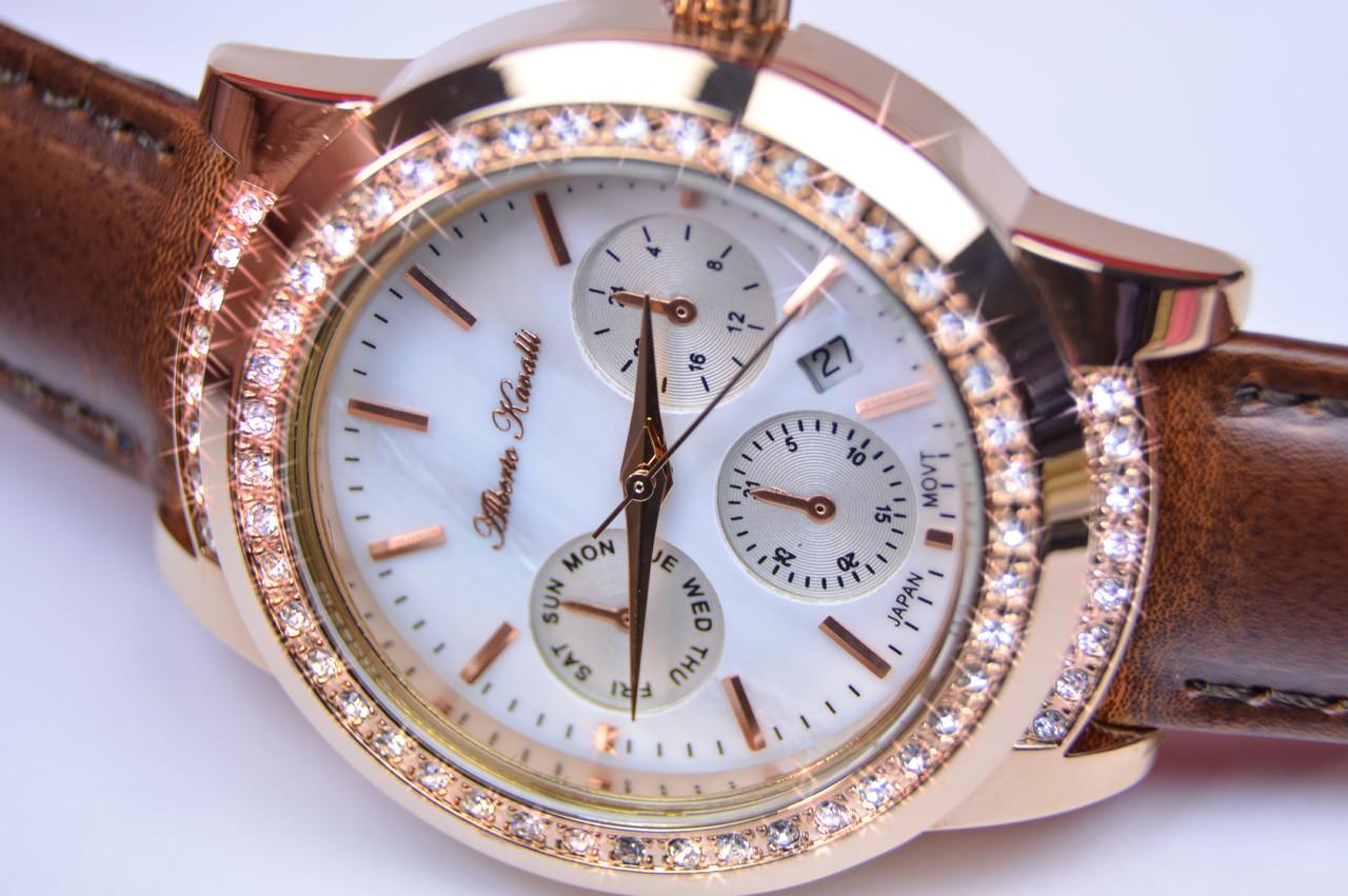Женские часы Alberto Kavalli Оriginal 06150-01 Japan( Miyota)