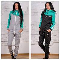Утепленный спортивный костюм Adidas n-020144