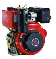Дизельный двигатель Weima WM188FBE, 13,0 л.с. (вал ШЛИЦЫ, ШПОНКА)