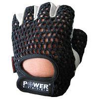 Легкие перчатки для фитнеса Power System PS-2100 черный
