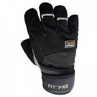 Мужские перчатки с обмоткой Power System FP-02 X2 PRO
