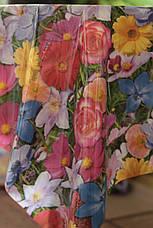 Клеёнка непрозрачная силикон Весна, очень эффектно смотрится!, фото 2