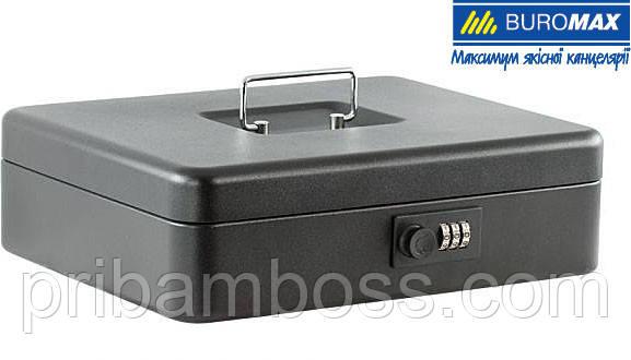 Сейф для денег Buromax BM-0402 (30см)