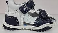 Детская летняя обувь ортопед, детские босоножки на мальчика ТМ B&G. Размер  22  24