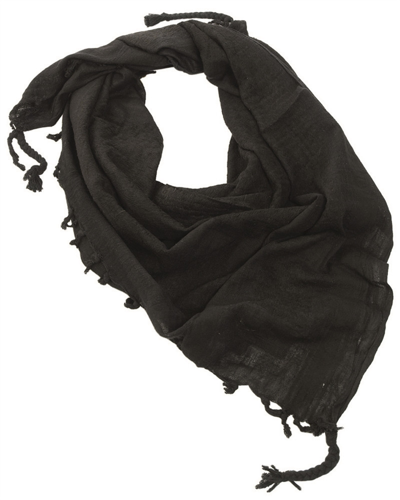 Арафатка Шемаг черная (Black) Mil Tec Sturm