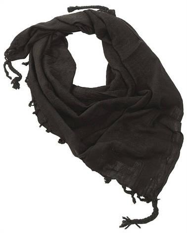 Арафатка Шемаг черная (Black) Mil Tec Sturm, фото 2