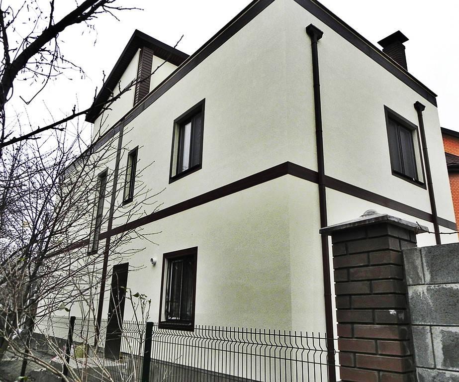 Жилой дом г. Киев (Русановские Сады)
