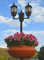 Вазон фонарный для цветов 600 , фото 1