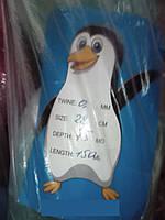Сетеполотно Пингвин из лески 0,15 мм (ячейки: 14, 15, 16) сетепластина