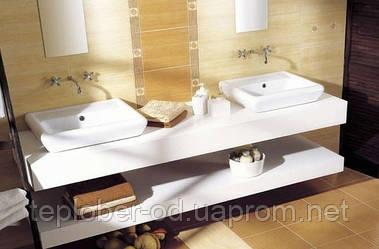 Новые поступления керамики для ванных комнат, унитазы, умывальники, мебель для ванных комнат в магазине Тепло-Вер Одесса.