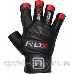 Мужские перчакти для фитнеса RDX Membran Pro
