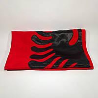 Флаг Албании (Аппликация) - (1м*1.5м)