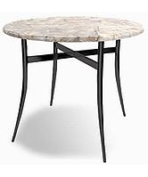 Опора стол для кафе Трейси чёрная