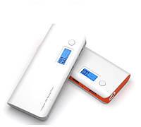 Портативное зарядное Power Bank 20000 mah LCD дисплеем